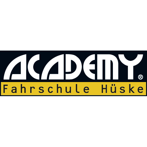 Logo: ACADEMY Fahrschule Hüske