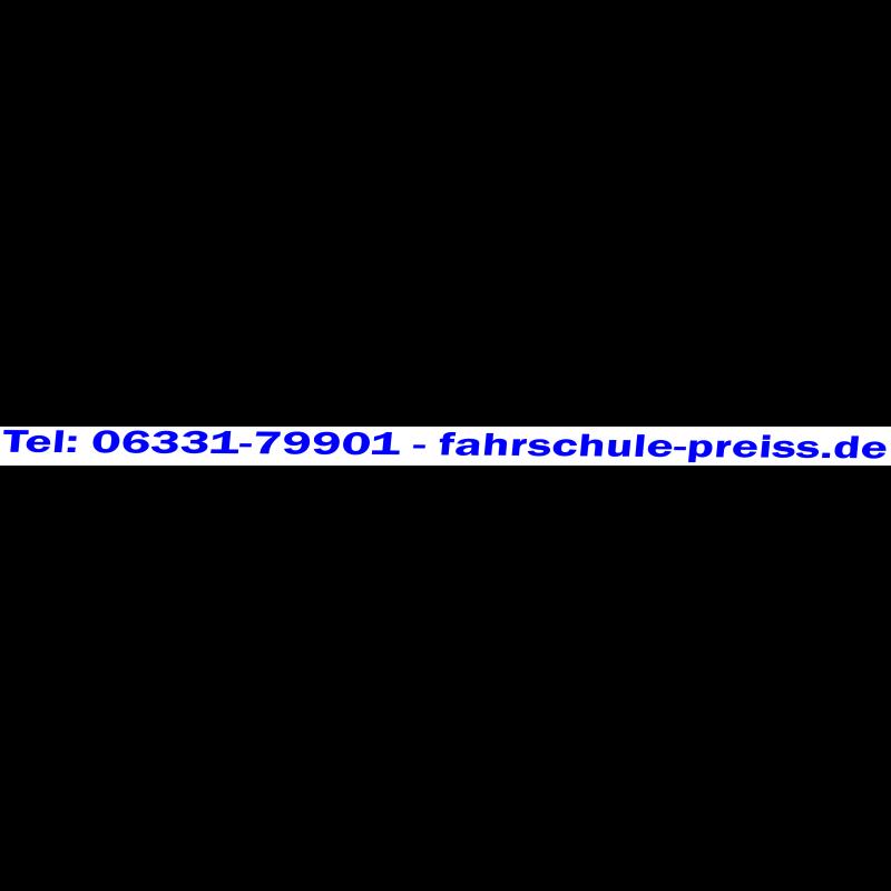 Logo: Fahrschule Preiss GbR