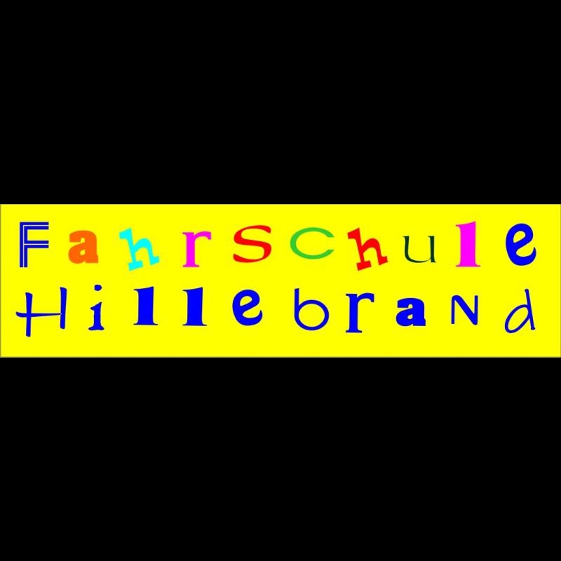 Logo: Fahrschule Hillebrand