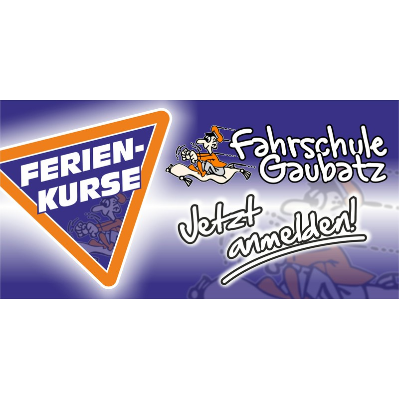 Logo: Fahrschule Gaubatz