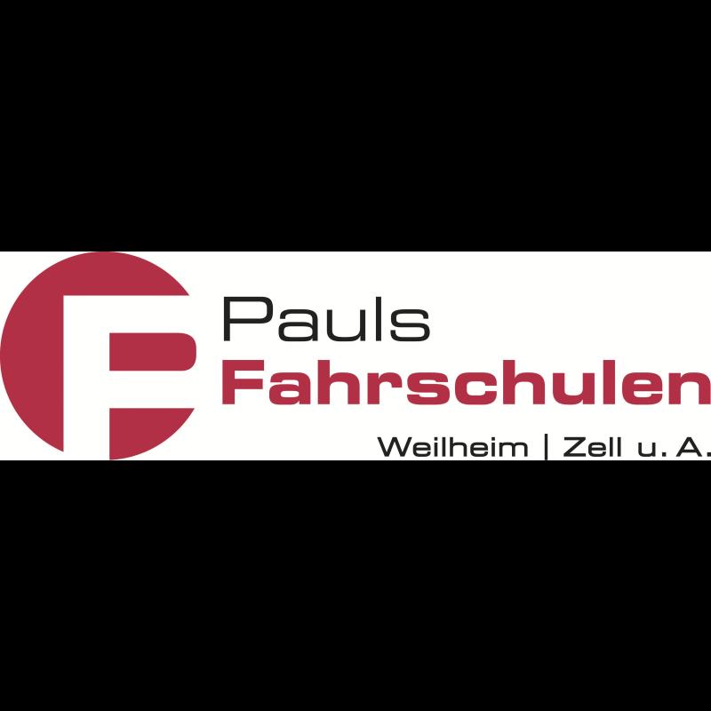 Logo: Pauls Fahrschulen