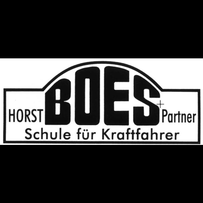 Logo: Horst Boes + Partner Fahrschule