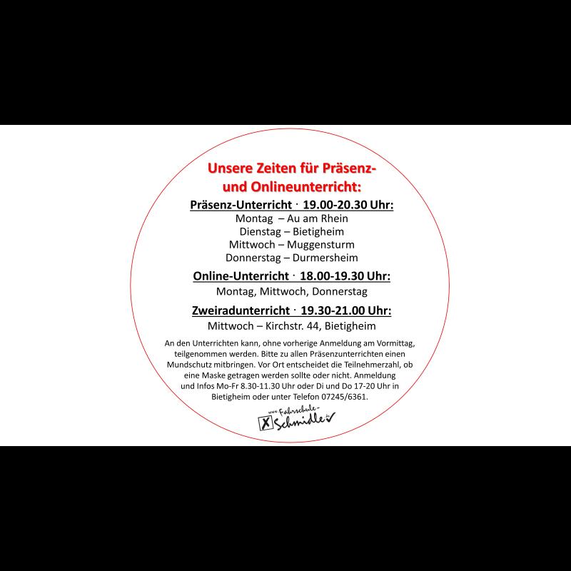 Logo: Fahrschule Thorsten Schmidle