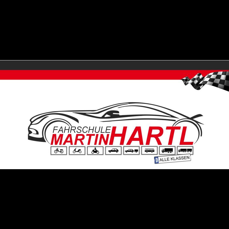 Logo: Fahrschule Martin Hartl