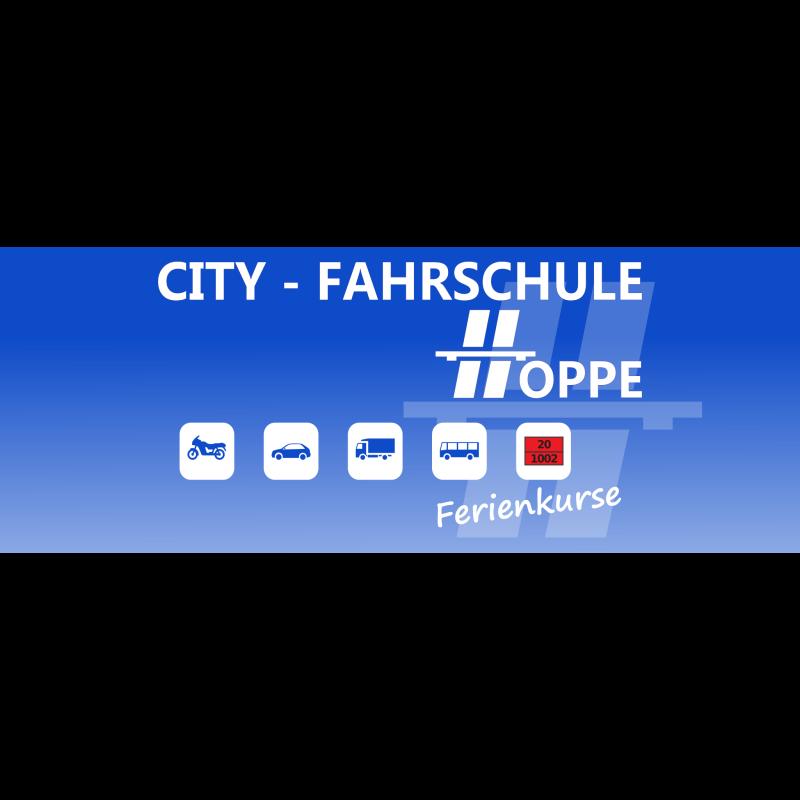 Logo: City Fahrschule Hoppe