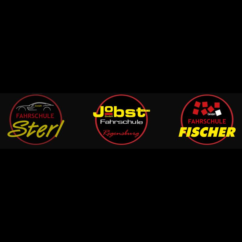 Logo: Fahrschulring-Regensburg Sterl/Fischer/Jobst