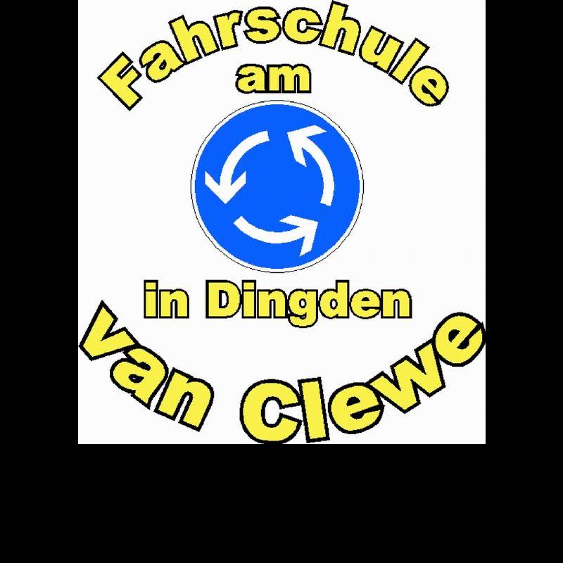 Logo: Fahrschule van Clewe  Fahrschule für alle Klassen
