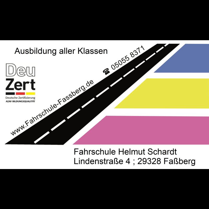 Logo: Fahrschule Helmut Schardt