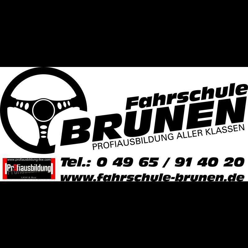 Logo: Fahrschule Jürgen Brunen Profiausbildung aller Klassen