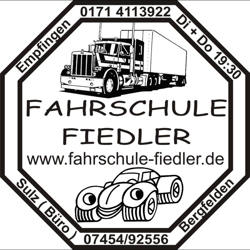 Logo: Fahrschule Fiedler
