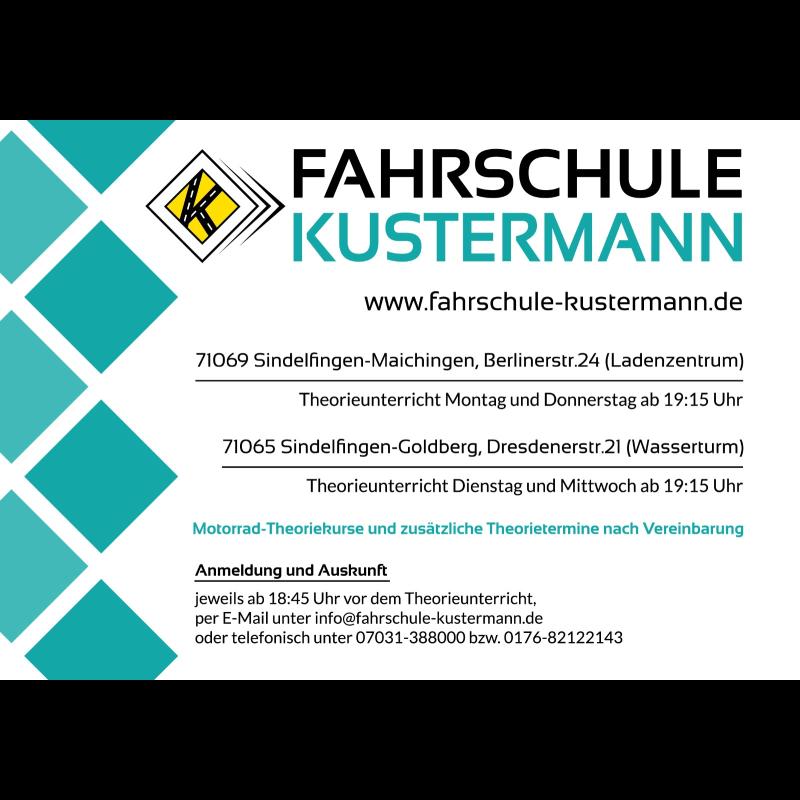Logo: Fahrschule Kustermann