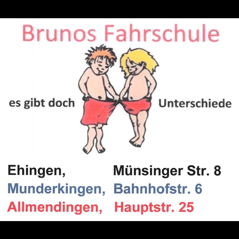 Logo: Brunos Fahrschule