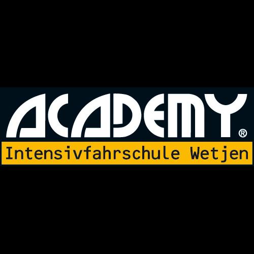 Logo: ACADEMY Fahrschule Wetjen - Zentrale