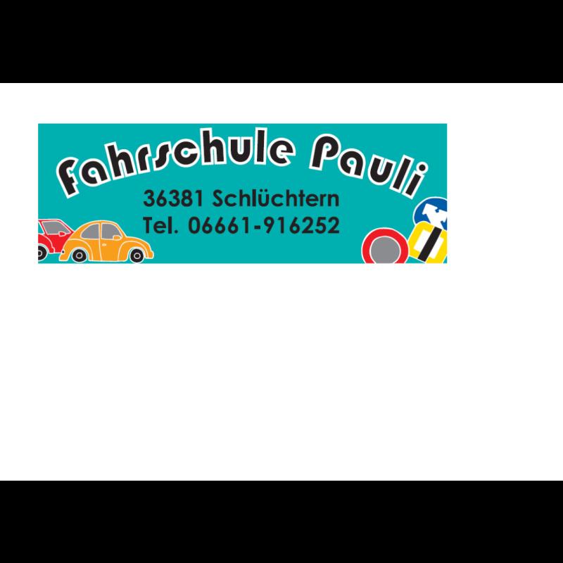 Logo: Pauli Fahrschule