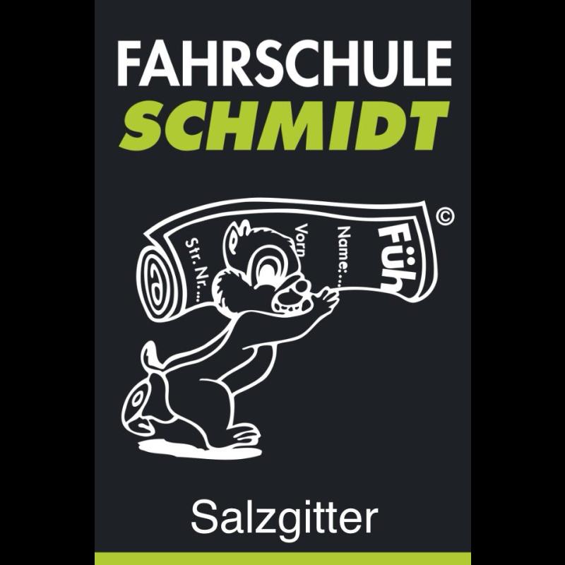 Logo: Schmidt Reinhard Fahrschule