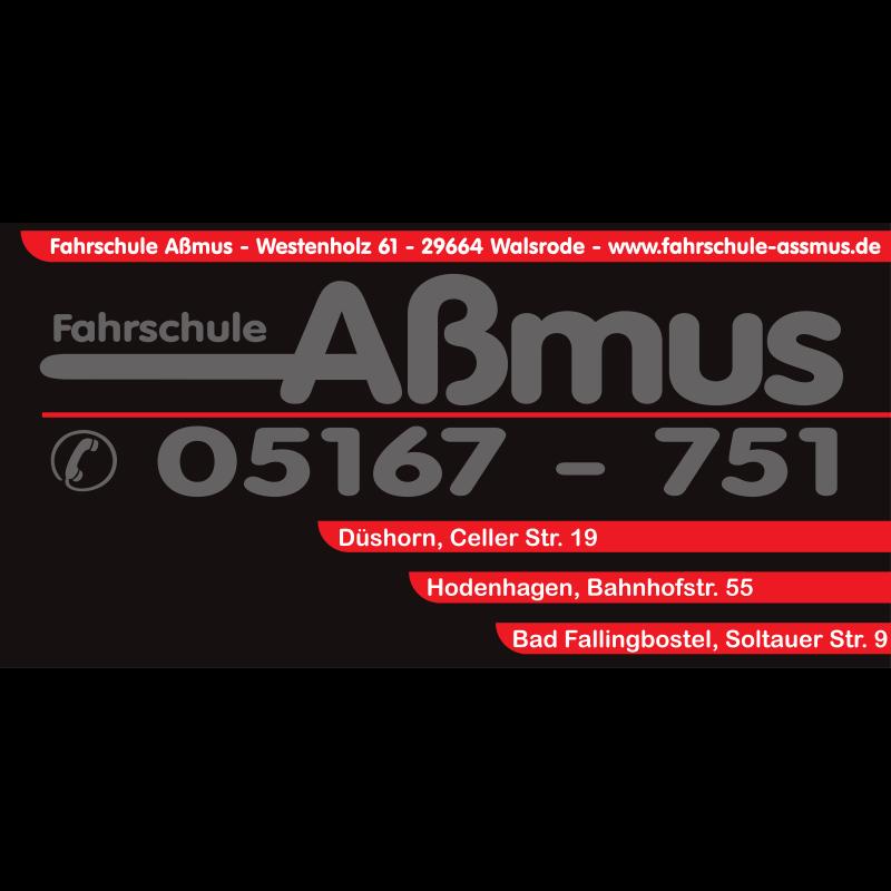 Logo: Fahrschule Aßmus Inhaber Sven Aßmus