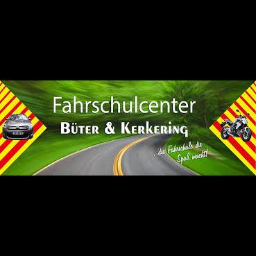 Logo: Fahrschulcenter Büter & Kerkering GmbH