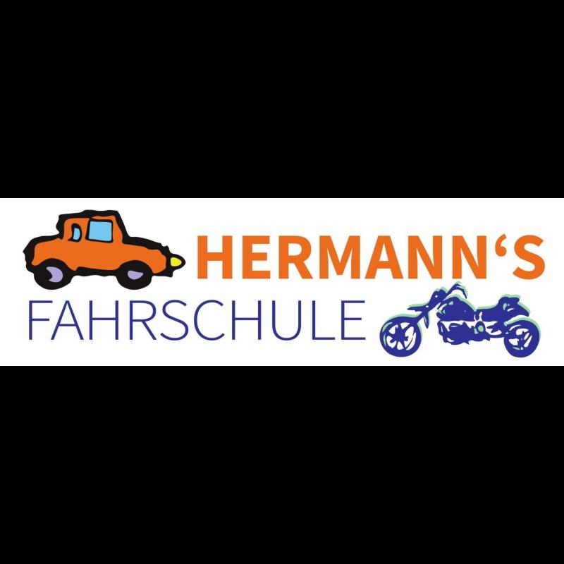 Logo: Hermann´s Fahrschule