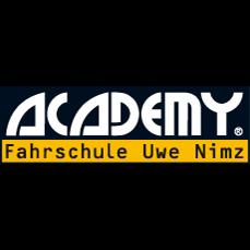 Logo: ACADEMY Fahrschule Uwe Nimz