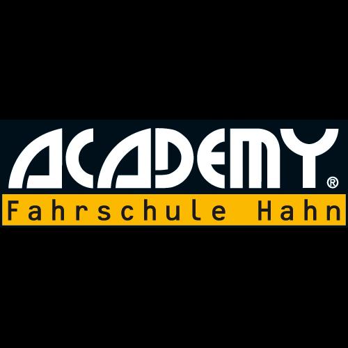 Logo: ACADEMY Fahrschule Hahn