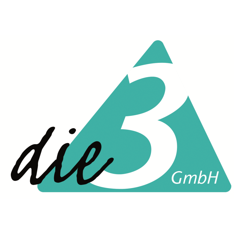 """Logo: Fahrschule """"die 3"""" GmbH"""