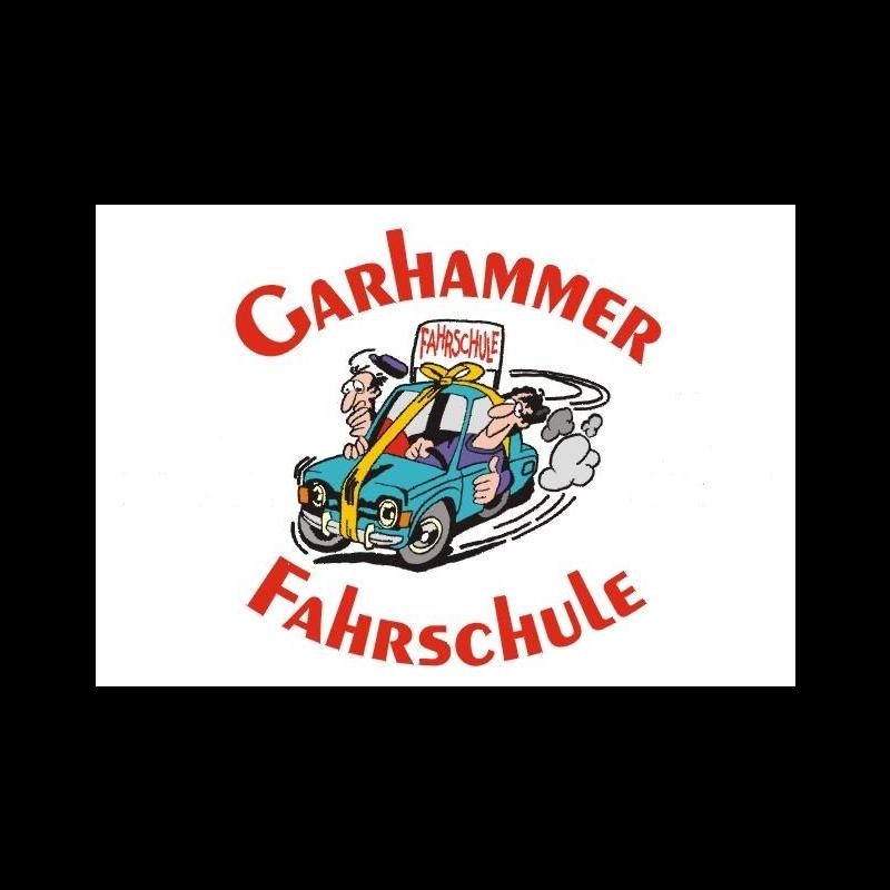 Logo: FAHRSCHULE GARHAMMER GBR
