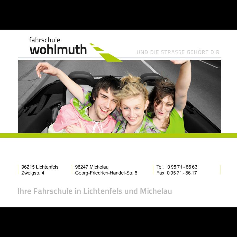 Logo: Fahrschule Michael Wohlmuth