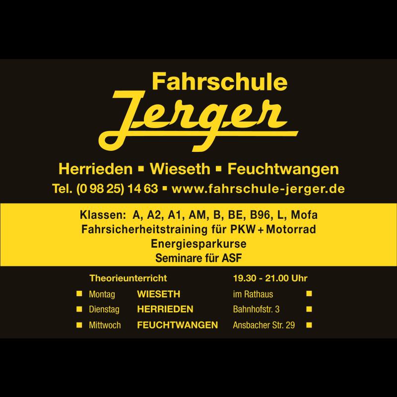 Logo: Fahrschule Jerger