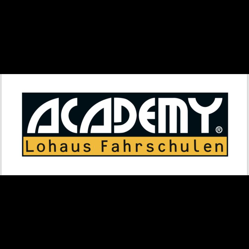 Logo: ACADEMY Lohaus Fahrschulen