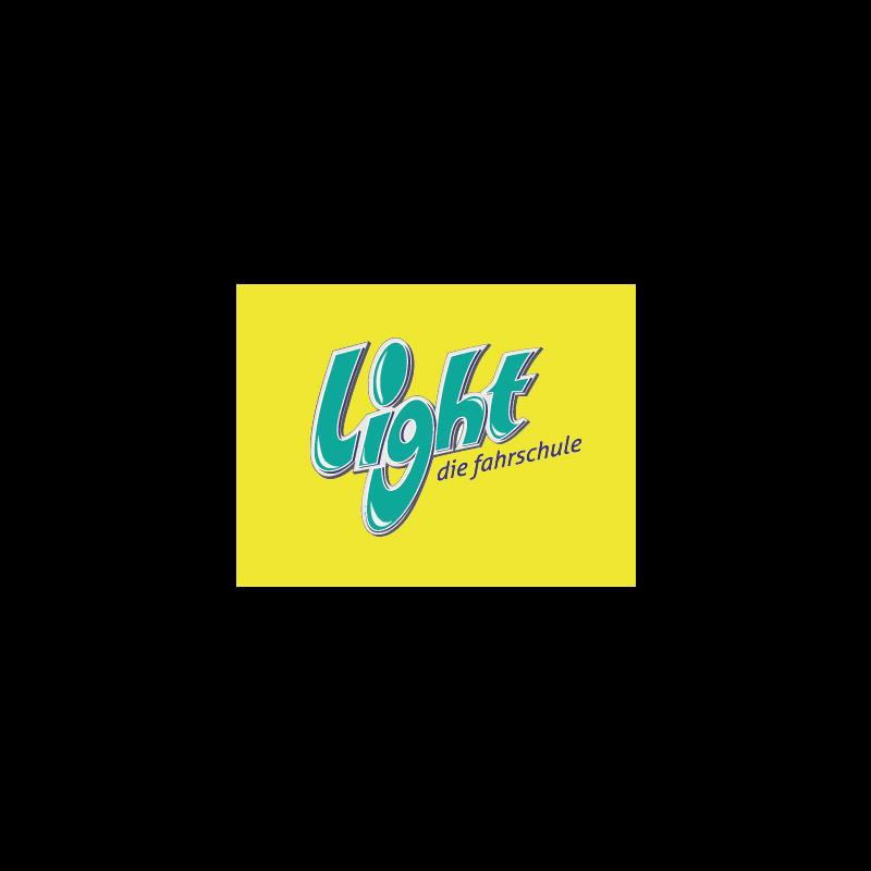 Logo: light die fahrschule Lichtenberg GmbH
