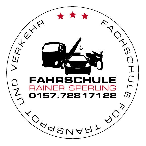 Logo: Rainer Sperling Fahrschule
