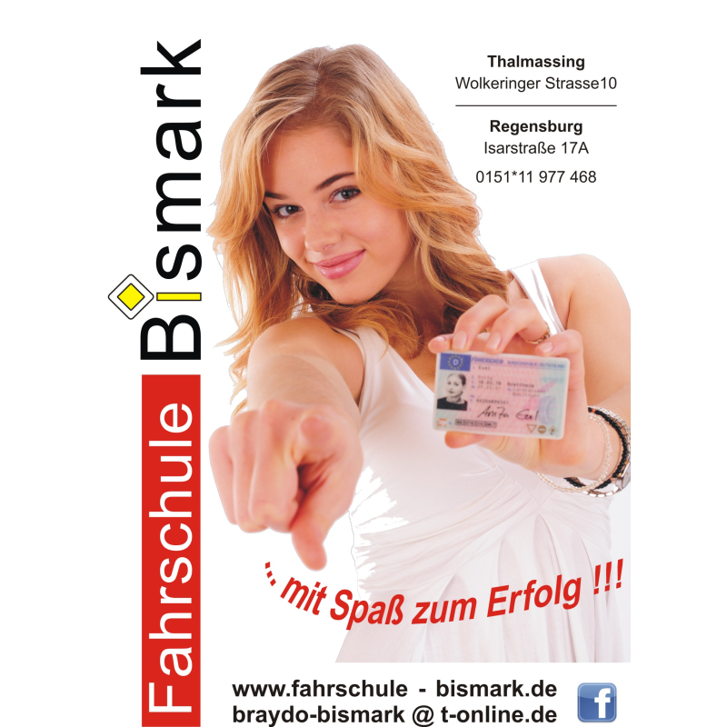 Logo: Fahrschule Bismark