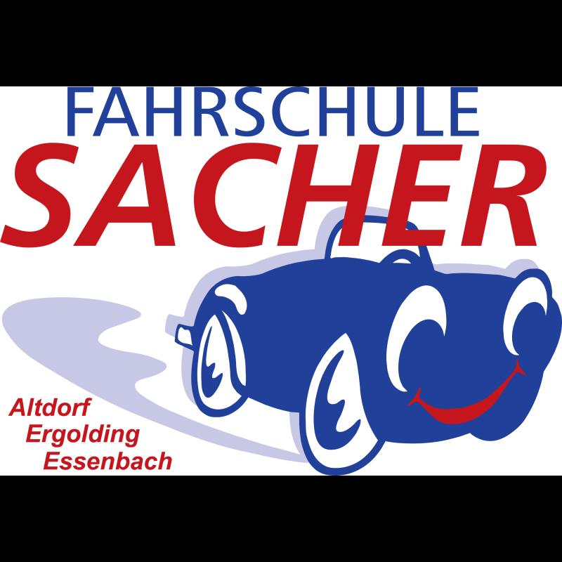 Logo: Fahrschule Sacher