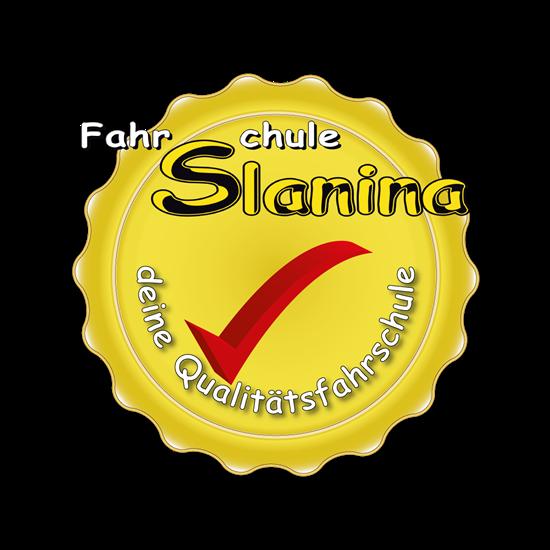 Logo: Fahrschule Slanina