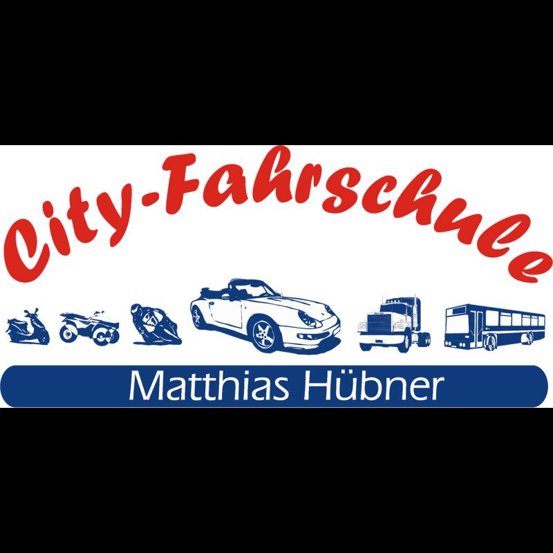 Logo: City-Fahrschule Hübner