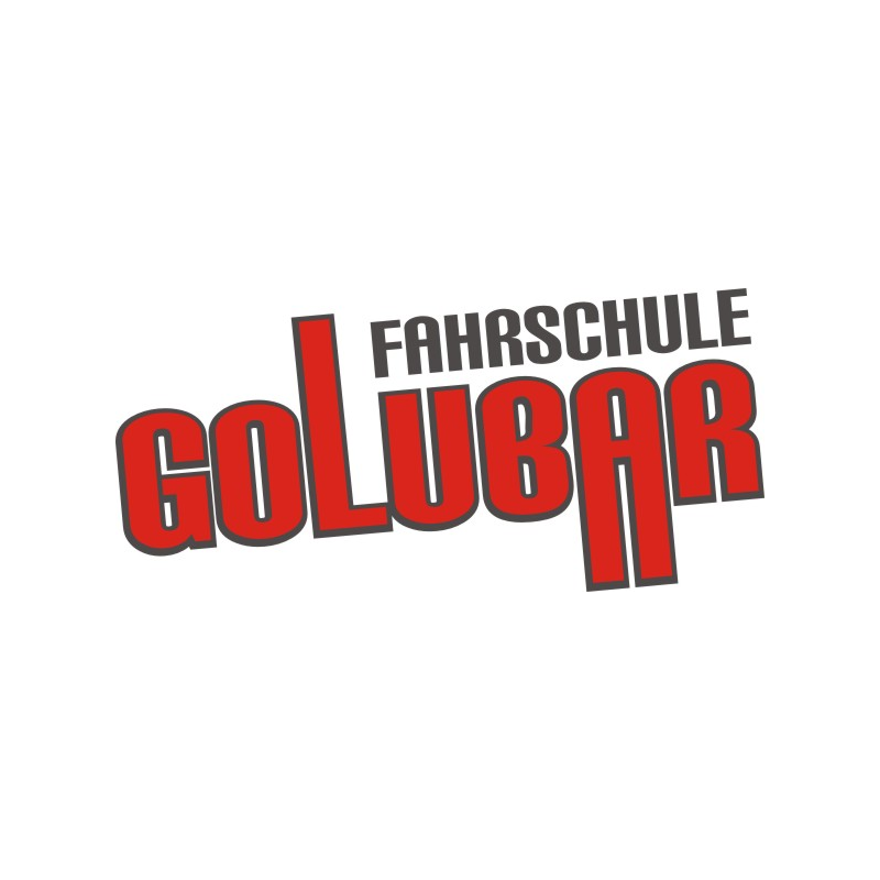 Logo: Golubar Andreas Fahrschule