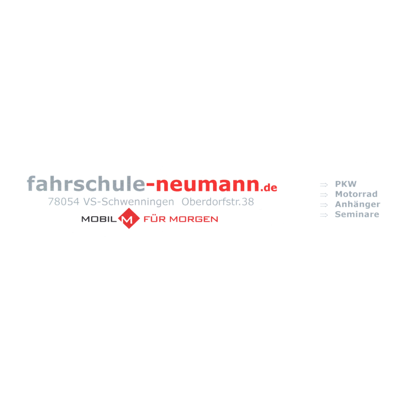Logo: Fahrschule Neumann
