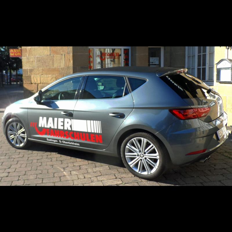 Logo: Maier Fahrschulen
