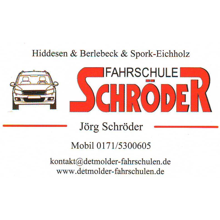 Logo: Fahrschule Schröder