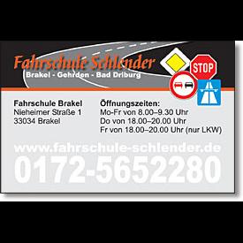 Logo: Fahrschule Schlender