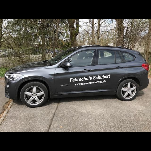 Logo: Fahrschule Schubert Tutzing