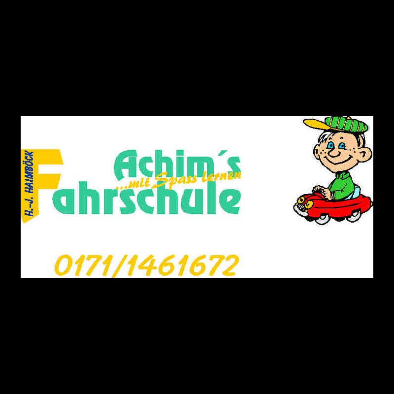 Logo: Achim`s Fahrschule