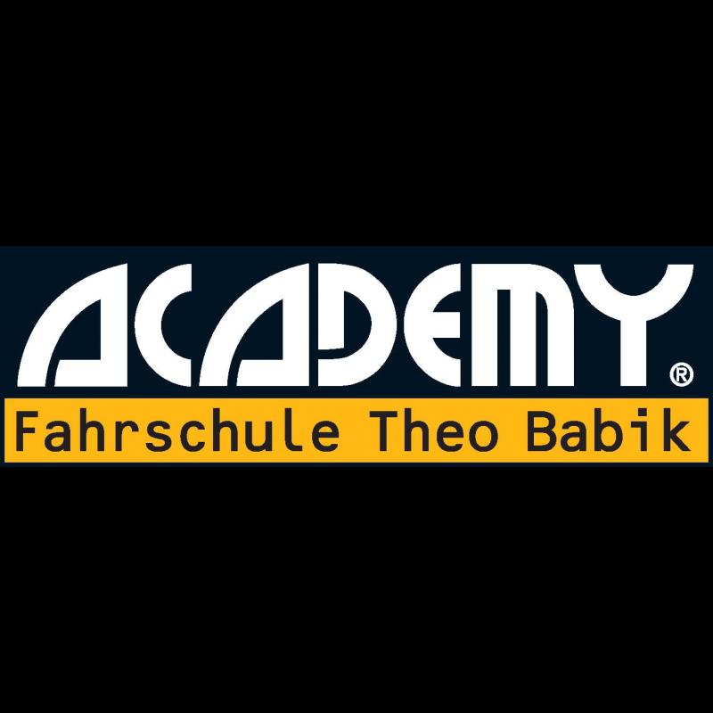 Logo: ACADEMY Fahrschule Theo Babik
