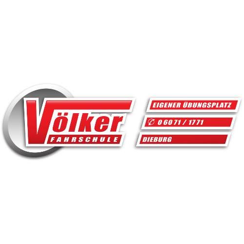 Logo: Fahrschule Völker GmbH
