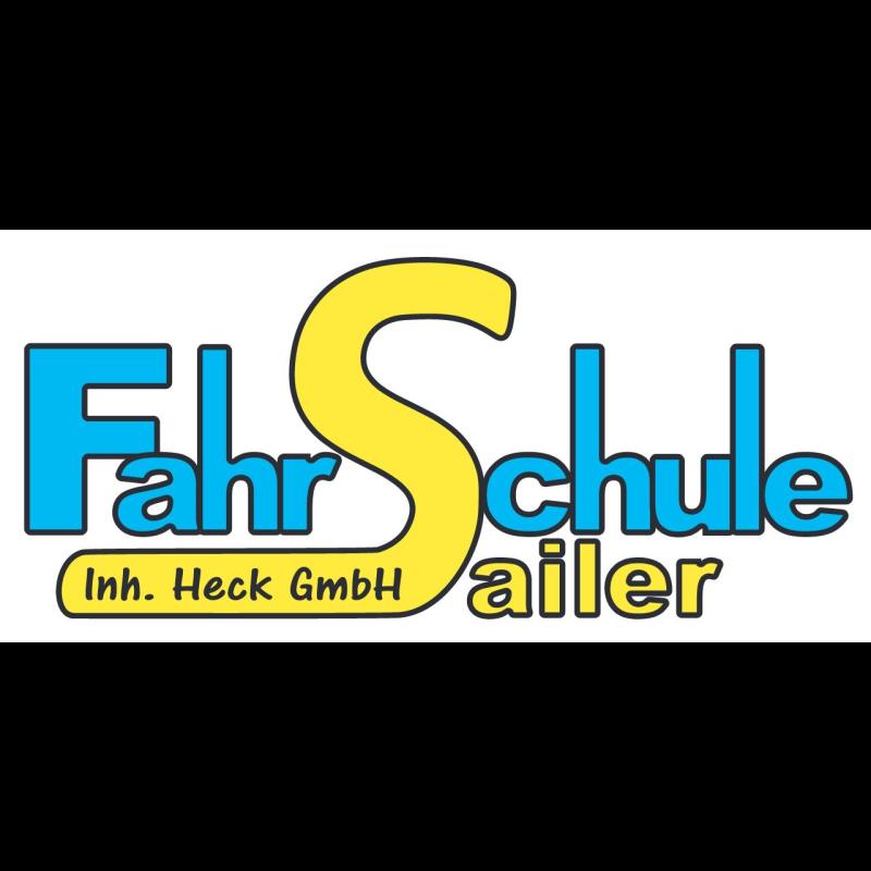 Logo: Fahrschule Sailer-Inh. Heck GmbH
