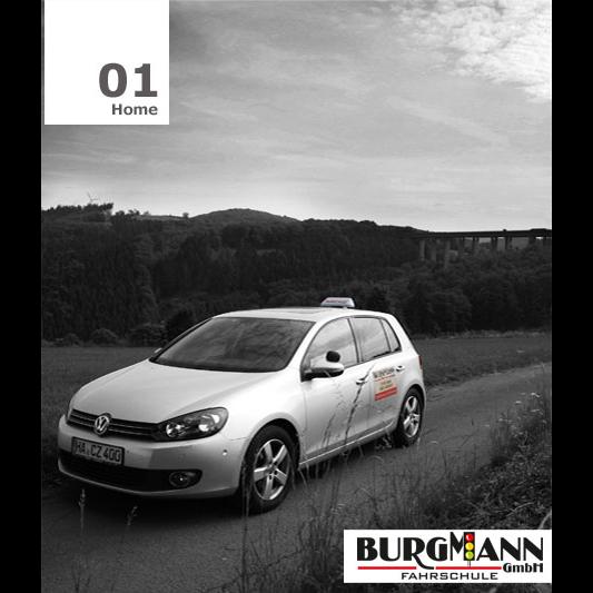 Logo: Fahrschule Burgmann GmbH