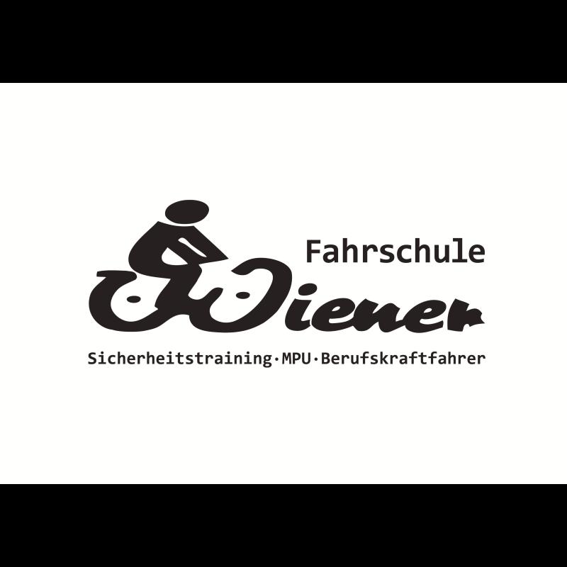 Logo: Fahrschule Wiener