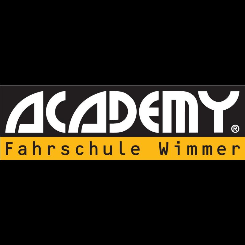 Logo: ACADEMY Fahrschule Wimmer