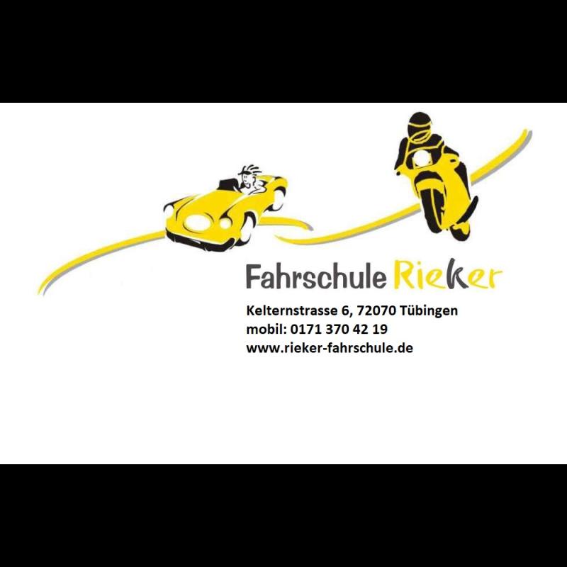 Logo: Wolfgang Rieker Fahrschule