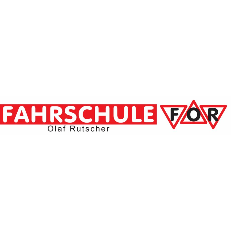 Logo: Fahrschule Olaf Rutscher